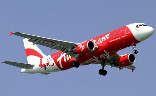 самолет Indonesia AirAsia